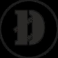 STE161 Stempel literka D