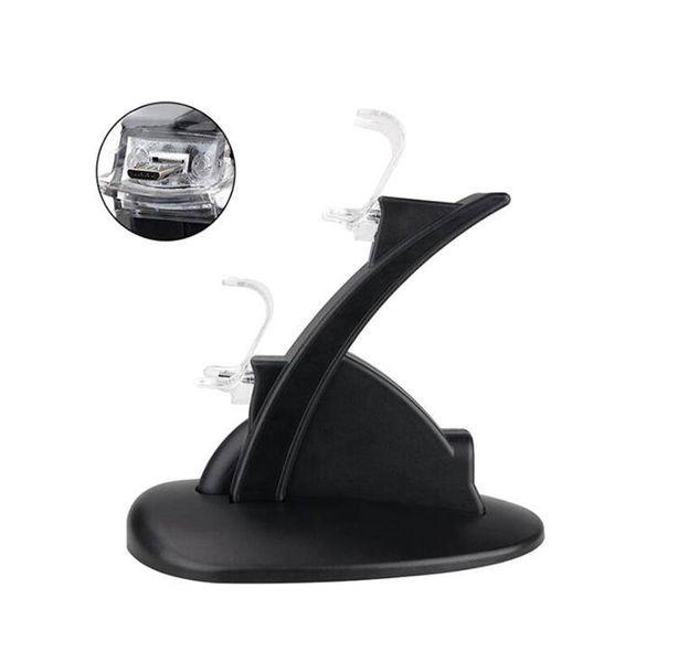 STACJA DOKUJĄCA ŁADOWARKA DO PADÓW PS4 FAT SLIM PRO + KABEL USB zdjęcie 4