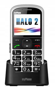 Myphone Halo 2 Telefon Dla Seniora + Stacja Dokuj