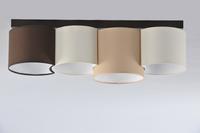 Lampa sufitowa 4xE27 PRZED ŚWITEM Namat-różne kolory kolor - 7