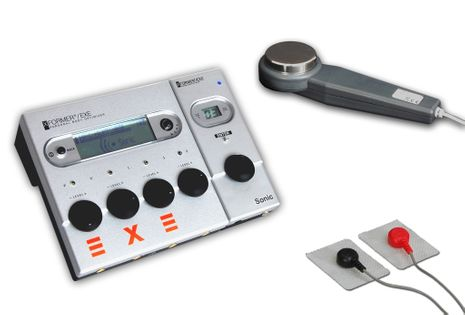 Masażer ultradźwięki leczenie stymulator Xformer Exe Son Vupiesse