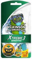 8 MASZYNKA DO GOLENIA WILKINSON Xtreme 3 Sensitive