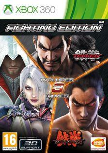 Fighting Edition (Tekken, Soul Calibur) - Xbox 360