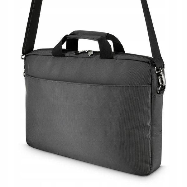 Wielofunkcyjna biznesowa slim torba na laptopa Zagatto Oxford ZG103 zdjęcie 2