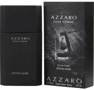 Azzaro POUR HOMME EDITION NOIRE edt 100 ml folia