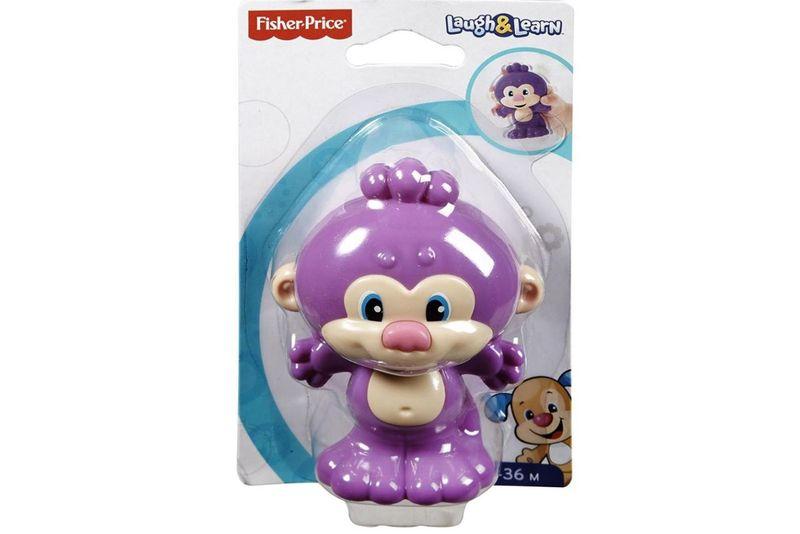 Fisher Price Grzechotka figurka Małpka zdjęcie 1