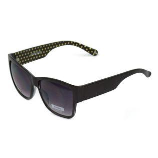 Okulary przeciwsłoneczne Ombre duże muchy Satynowe