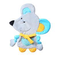 Przytulanka dla niemowląt FLAT MOUSE KIRSTIN FLAT FELLOWS