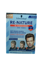 Schwarzkopf Re-Nature Medium odsiwiacz męski 2019