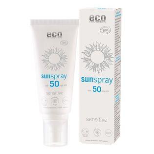 Spray na słońce SPF 50 do skóry wrażliwej