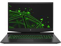 Laptop HP Pavilion Gaming 17 FullHD IPS 144Hz Intel Core i7-9750H 6-rdzeni 16GB 512GB SSD NVMe NVIDIA GeForce GTX 1660 Ti 6GB Windows10