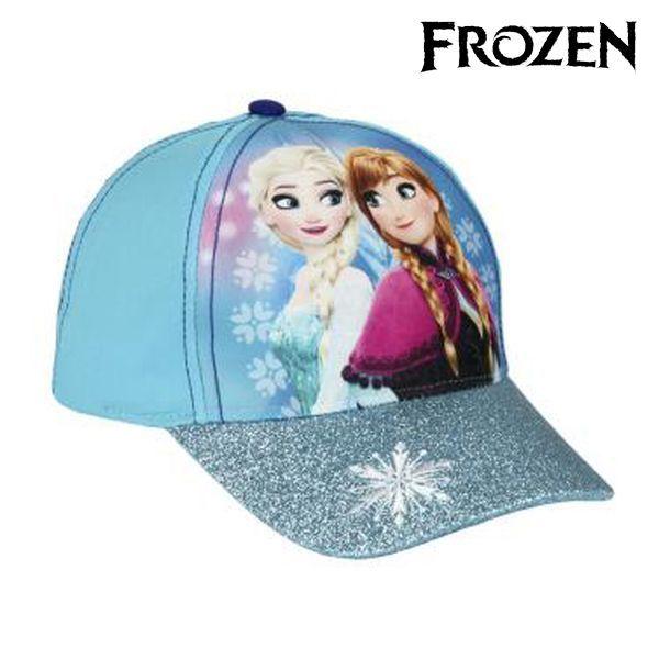 Czapka z daszkiem dziecięca Frozen 71484 54 cm zdjęcie 1