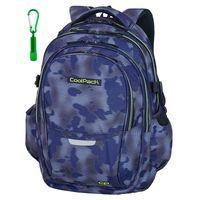 Plecak szkolny CoolPack Factor 29L, Misty Green A040
