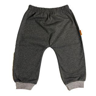 Spodnie dresowe cienkie sportowe chłopięce
