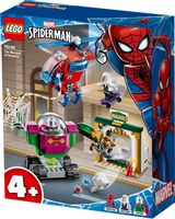 KLOCKI LEGO SUPER HEROES 76149 GROŹNY MYSTERIO