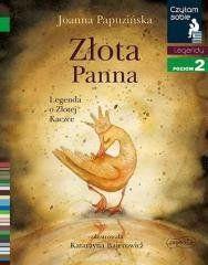 Czytam sobie. Złota panna Joanna Papuzińska