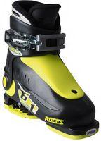 Buty narciarskie Roces Idea Up czarno-limonkowe Junior 450490 18 25-29