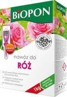 Nawóz Do Róż 1kg na 40 roślin Granulat Biopon