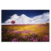 Obraz na płótnie - Canvas, Alpy 120x80 zdjęcie 1