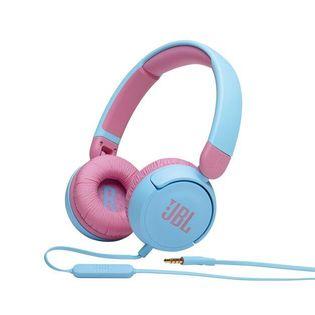 JBL JR310BLU słuchawki nauszne dla dzieci Blue