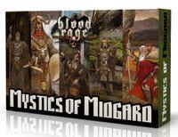GRA PLANSZOWA BLOOD RAGE - MISTYCY Z MIDGARDU - dodatek PORTAL