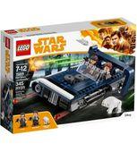 LEGO STAR WARS Śmigacz Hana Solo 75209