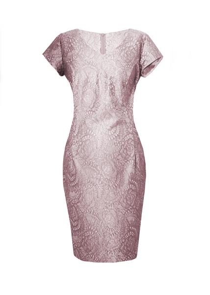 cf2b73c868 Elegancka sukienka wizytowa R  40