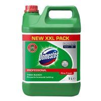 DOMESTOS 24h Pine Fresh 5000ml - zagęszczony płyn czyszcząco-dezynfekujący
