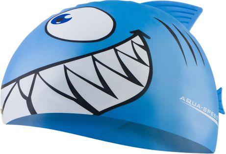 Czepek pływacki SHARK Kolor - Czepki - Shark - 02