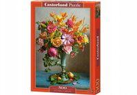 Castorland Puzzle Bukiet jesiennych kwiatów 500 el.