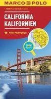 Mapa ZOOM System. Kalifornia 1:8 mil. MARCO POLO praca zbiorowa