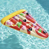 Lumarko Materac basenowy Pizza Party, 188 x 130 cm!