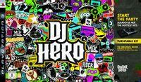 DJ Hero - PS3 (sama gra)