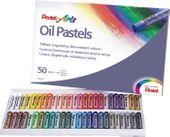 Pastele olejne kredki 50 szt. Pentel arts