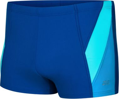 Spodenki pływackie LOGAN Rozmiar - Stroje męskie - 3XL, Kolor - Logan - 423 - niebieski / turkusowy / jasnoniebieski