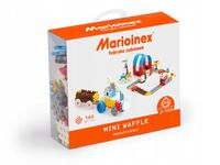 Marioinex Wafle Mini Konstruktor, 140 szt, chłopcy