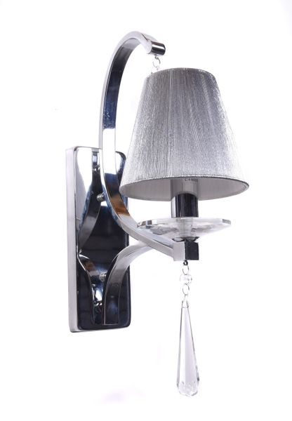 LAMPA ŚCIENNA KINKIET KRYSZTAŁOWY VENISIA W1 zdjęcie 6