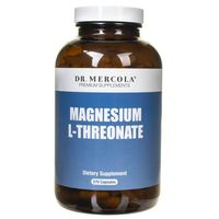 Dr Mercola L-Treonian Magnezu - 270 kapsułek