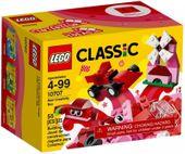 Lego polska Classic Czerwony zestaw kreatywny