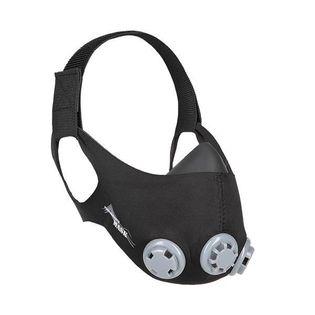 Maska treningowa rozmiar S 11,5cm x 12cm waga 250g trening z deficytem tlenowym ABI