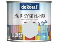Farba Dekoral Akrylux Emalia szybkoschnąca (0.5 l, Fajny klimat mat)