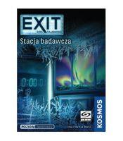 Gra EXIT: Stacja Badawcza