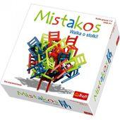 Gra zręcznościowa Mistakos - Walka o stołki Trefl 1367