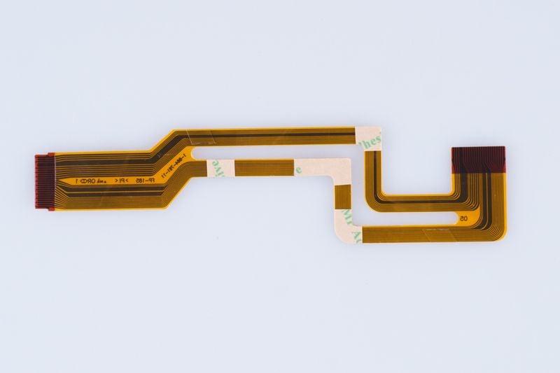 Flex taśma do LCD kamery Sony DCR HC17 E HC19 HC21 HC22 HC32 i innych na Arena.pl