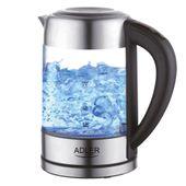 Czajnik szklany Adler AD 1247 1,7L z regulacją temperatury