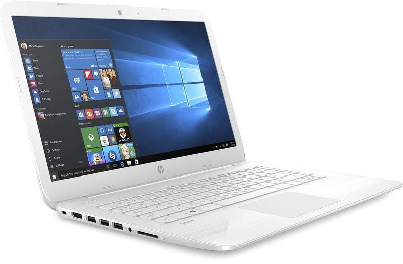 HP Stream 14 Intel Dual Core N3060 4GB 32GB SSD W10 zdjęcie 3