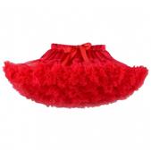 Spódniczka TUTU - czerwona