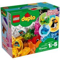 LEGO DUPLO WYJĄTKOWE BUDOWLE