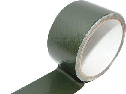 TAŚMA BW OD green - 5 cm x 5 m
