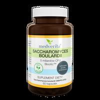 Medverita Saccharomyces boulardii Biootic™ 5 miliardów CFU - 60 kapsułek